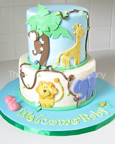 Animals Cake A Gallery On Flickr