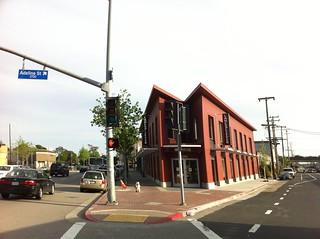 Exterior Lanesplitter