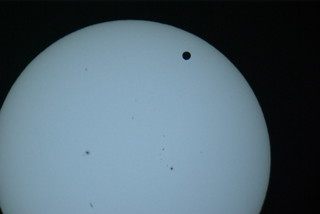 Venus Transit 6/5/2012