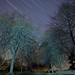 farnham Park star trail by Esmond Holden