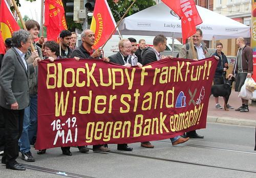 Transparent: Gegen Bankenmacht