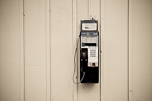 Telephone (And Vulgar Graffiti)