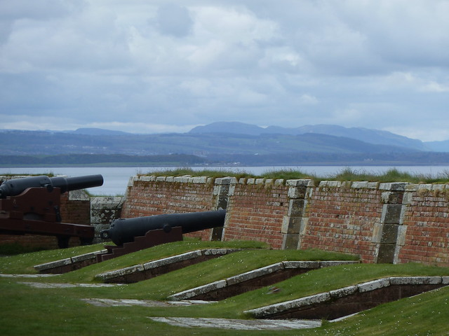 Defensive Bastion over Moray Firth