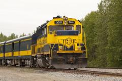 Alaska Railroad 3011