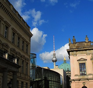 Berlin, tightly packed -