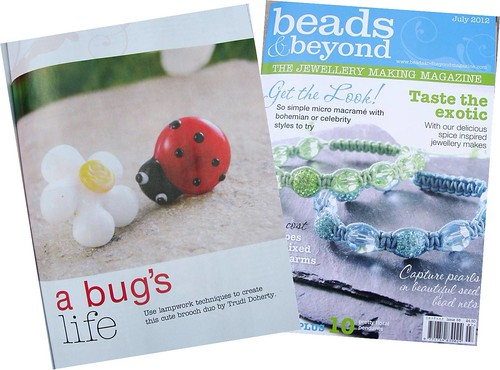 Beads and Beyond July 2012