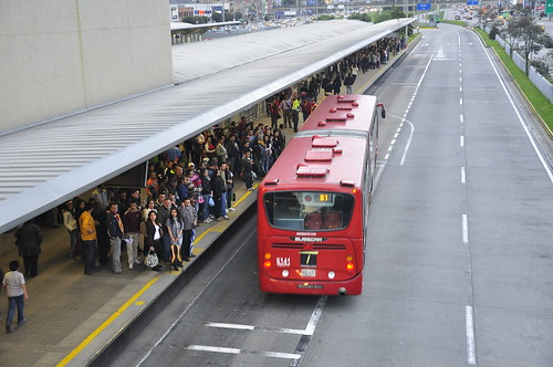 TransMilenio - Bogotá, Colômbia