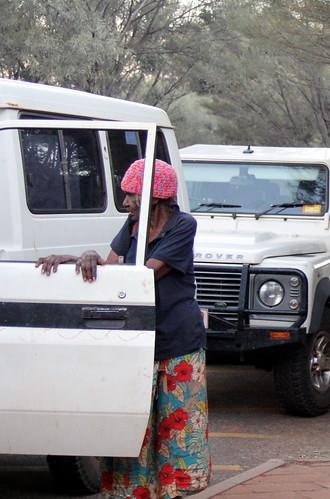 0093.1- Anangu Woman