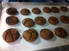 Baked Cookies - Pre-Icing