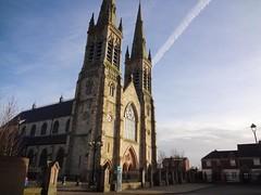 Catedral de São Pedro em Belfast na Irlanda do Norte