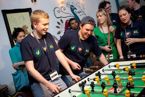 K.L Meetup 2012