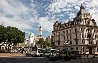 Palácio do Governo de Buenos Aires - Argentina