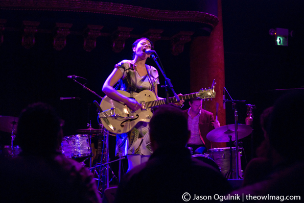 Gemma Ray @ GAMH, SF 5/16/12
