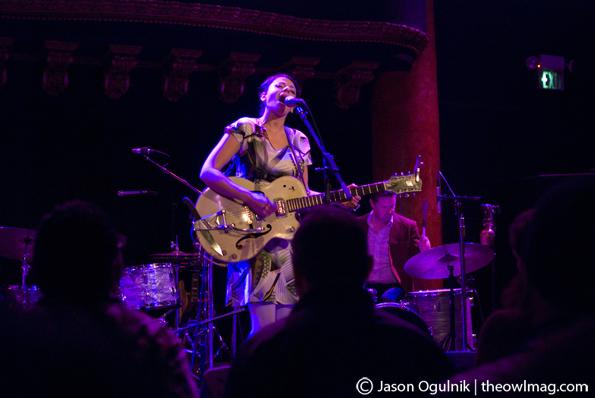 Gemma Ray @ GAMH, SF 5/16/12
