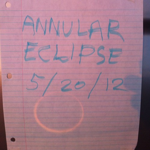 square eclipse binoculars projection squareformat astronomy annular iphoneography instagramapp uploaded:by=instagram