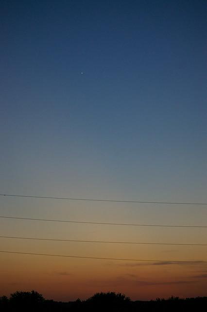 Seeking Very New Moon