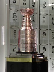 Stanley Cup, Hockey Hall of Fame, Toronto, ON