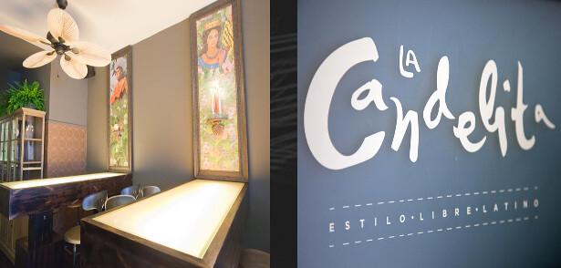 La Candelita - Placa
