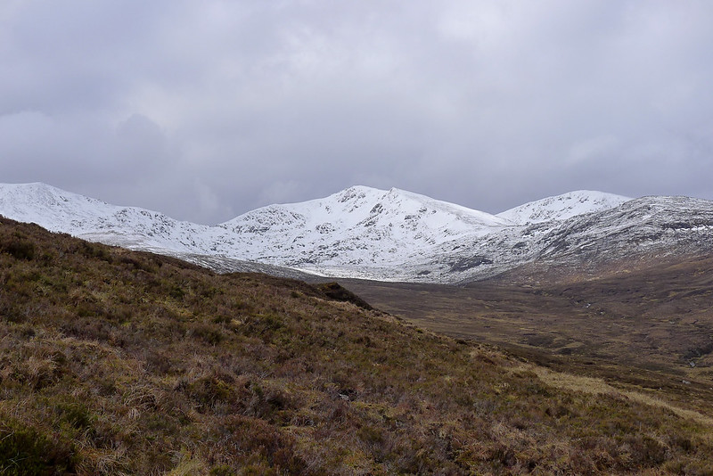 The Strathfarrar Ridge