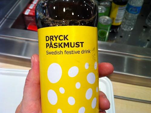 swedish festive drink