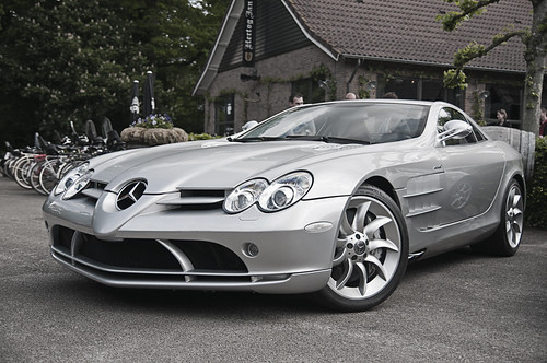 Mercedes-Benz SLR McLaren | 600th photo on photostream