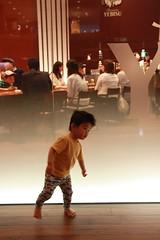 エビスビール記念館のとらちゃん(2012/5/27)