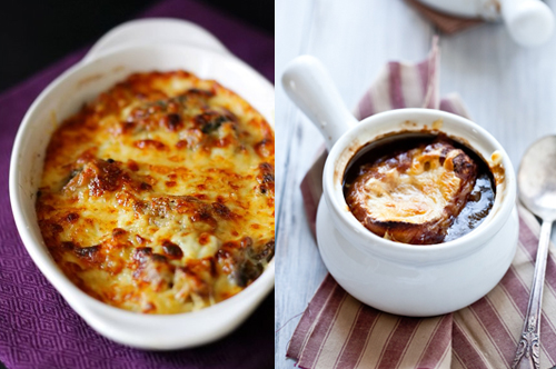 13 ways with gruyere