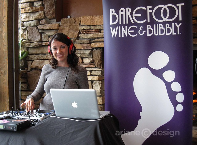 Barefoot Wine & Bubbly/DJ Veronica