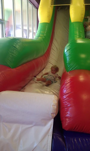 Bounce House fun- Caroline by sweet mondays