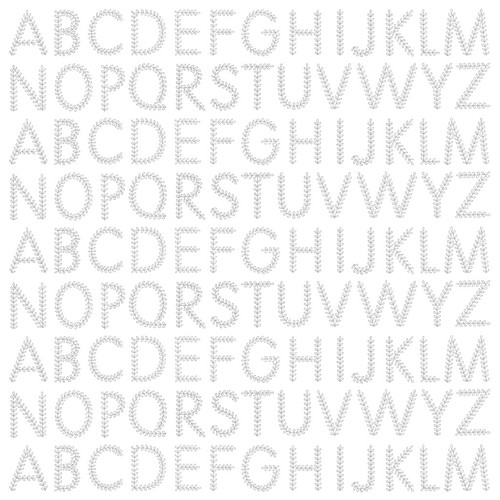 20-cool_grey_light_NEUTRAL_leafy_ALPHABET_large_scale_12_and_a_half_inch_SQ_350dpi_melstampz