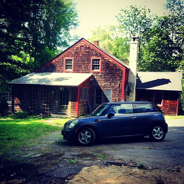 MINI in the country