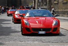 Ferrari 599 GTO - Red Days 2012