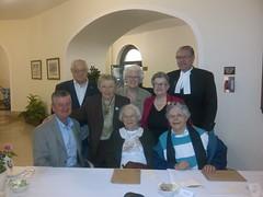 Alberta Legislature Seniors' Tour and Tea
