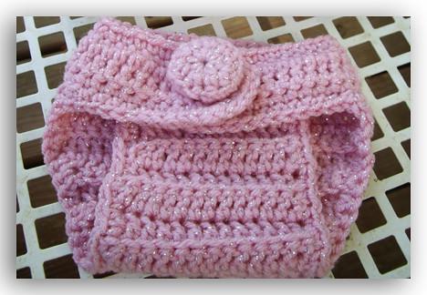 Chunky Crochet Diaper Cover Pattern Free Crochet Patterns
