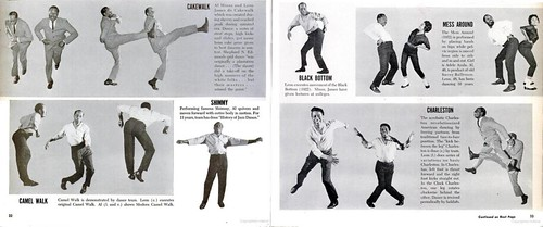D E E D on Shag Dance Steps