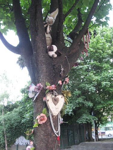 Nicola Cox memorial