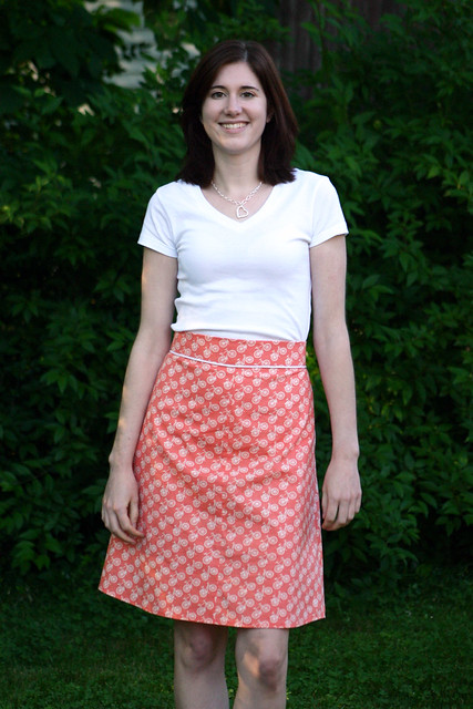Pattern Review Colette Patterns Ginger Skirt Sew Wrong Adorable Colette Patterns