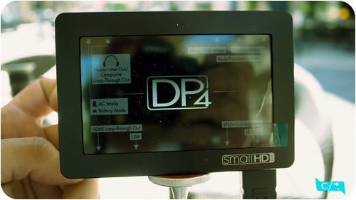 SmallHD DP4