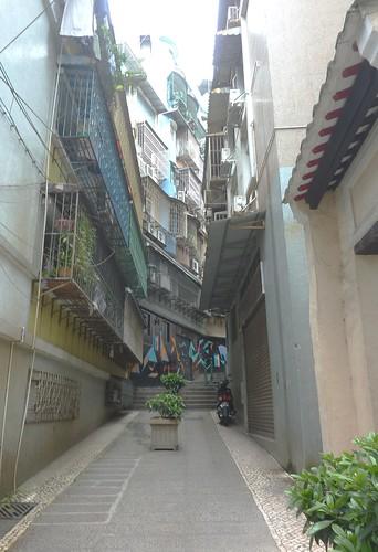 C-Macao - Vieille Ville-Ruelles et Parcs (10)