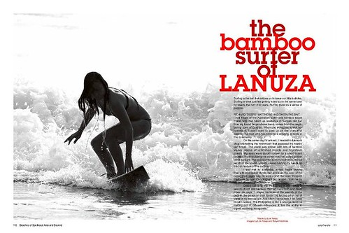 The Bamboo Surfer Lanuza AsianTraveler Magazine