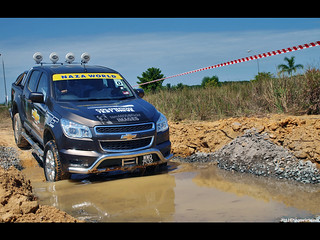 Chevrolet Colorado Roadshow - Ekspedisi Borneo