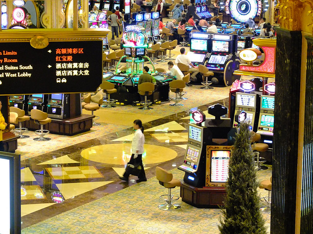 casino in Galaxy hotel