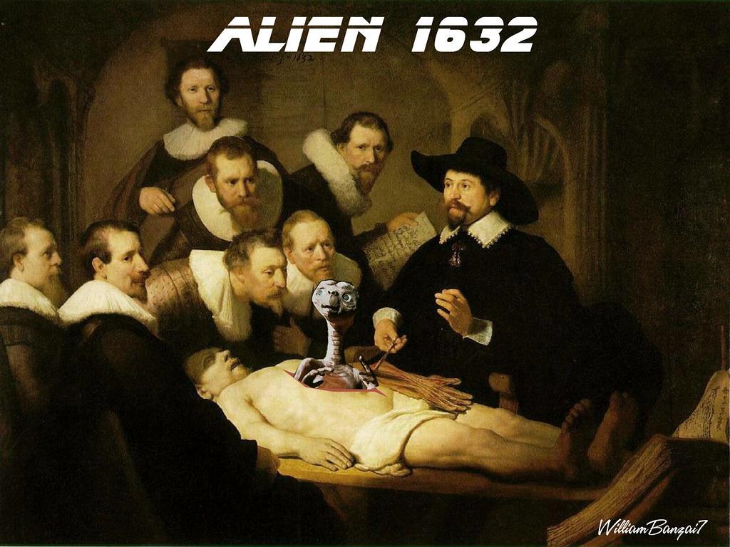 ALIEN 1632