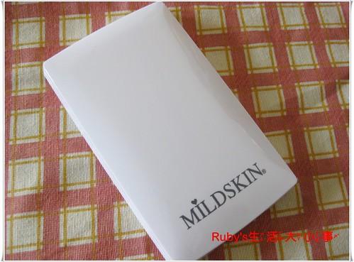 MILDSKIN淨白親水粉凝霜 (2)