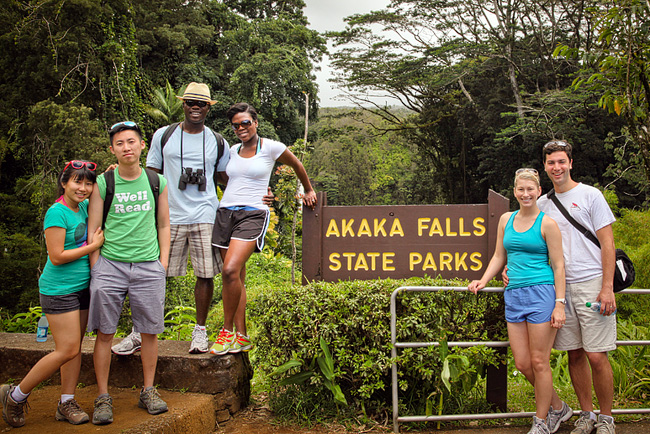 Akaka Falls State Park Hike Big Island Hawaii | on our epic cross country roadtrip | 50 states photography challenge