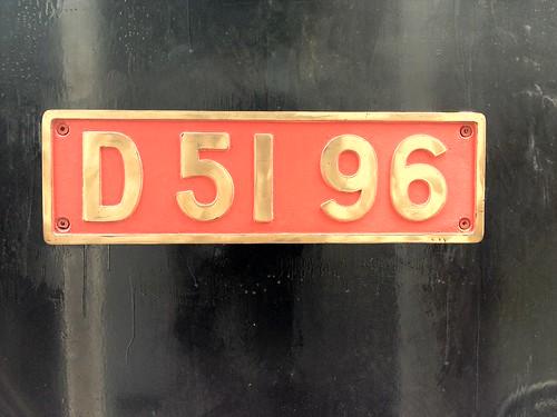 D 51 96 デゴイチ
