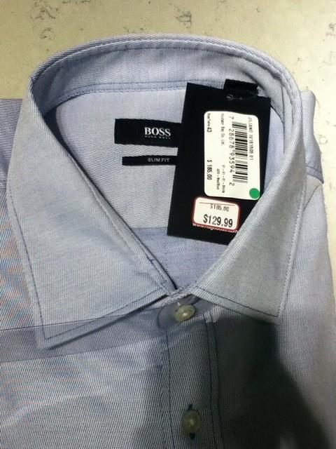 BOSS shirt $129.99