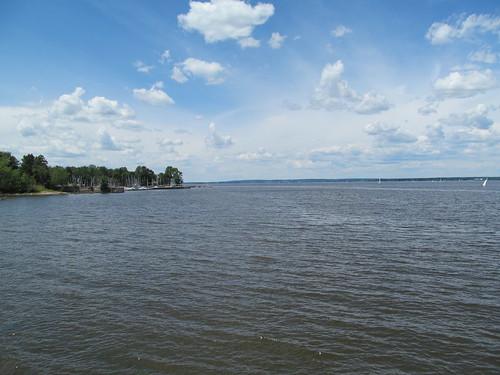 lake québec hudson montérégie lacdesdeuxmontagnes vaudreuilsoulanges parcjacklayton