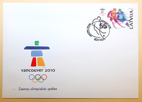 Olimpiādes aploksne