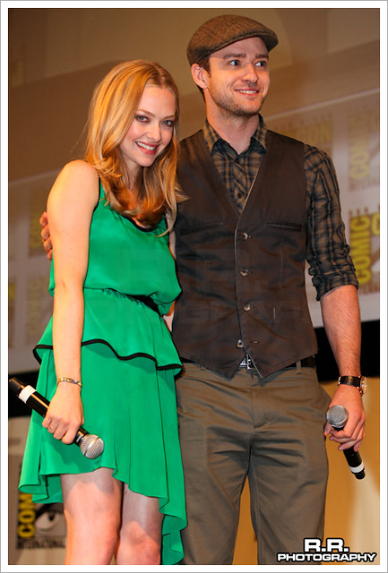 Amanda Seyfried at Comic-Con 2011